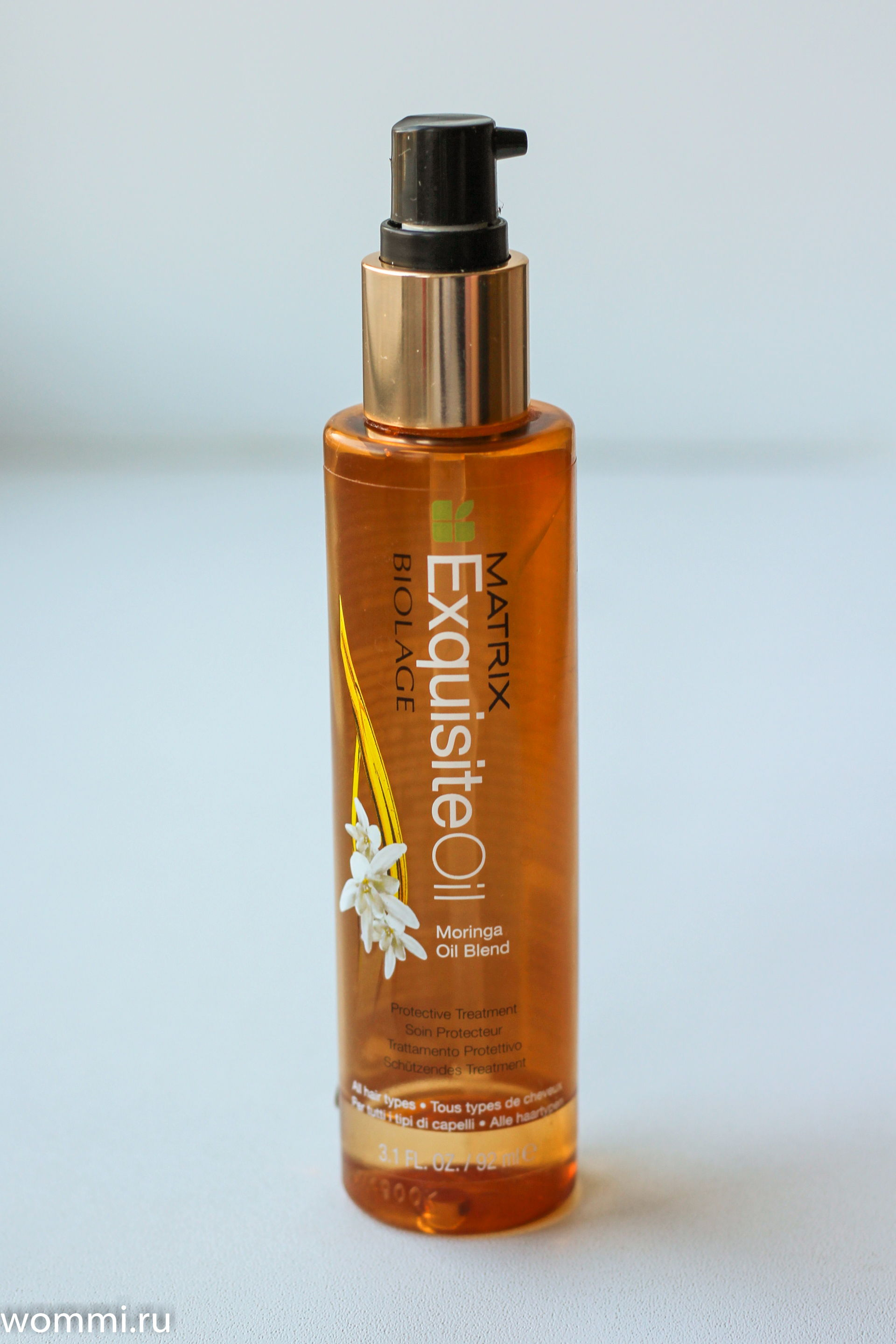 Масло Matrix biolage exquisite oil